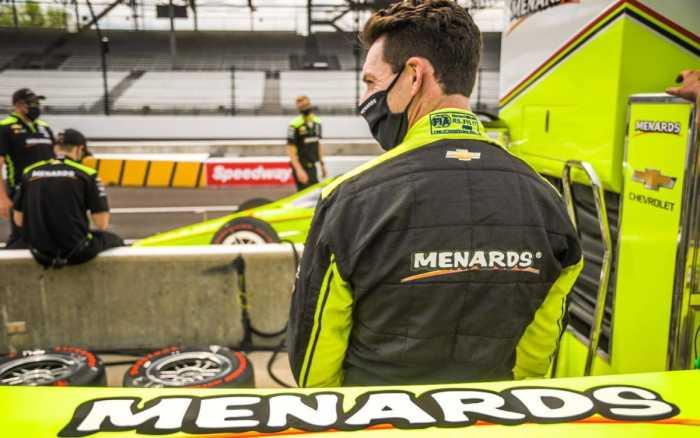 Indycar - Simon Pagenaud partira 26e des 500 Miles d'Indianapolis