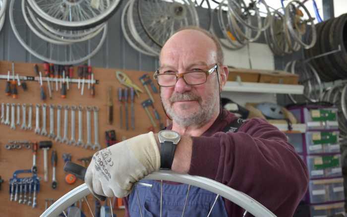 Atelier vélo : la mécanique du cœur