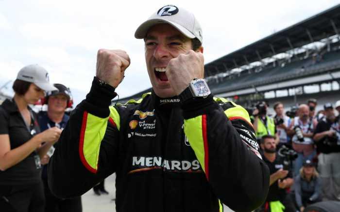 Indycar - Simon Pagenaud retrouve le podium aux 500 Miles d'Indianapolis