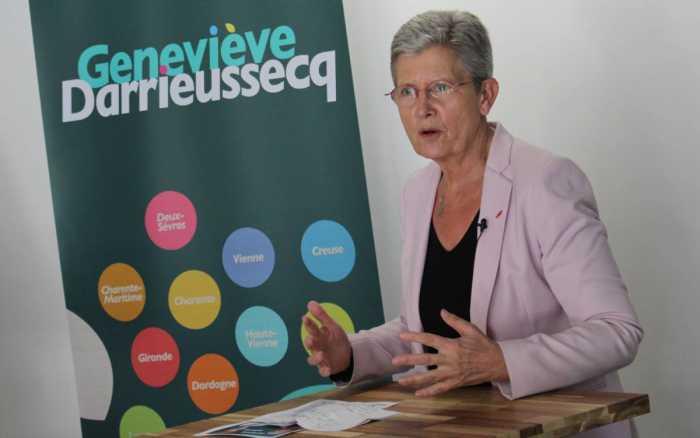 Geneviève Darrieussecq: «On ne peut s'identifier à une Région que si on la connaît»