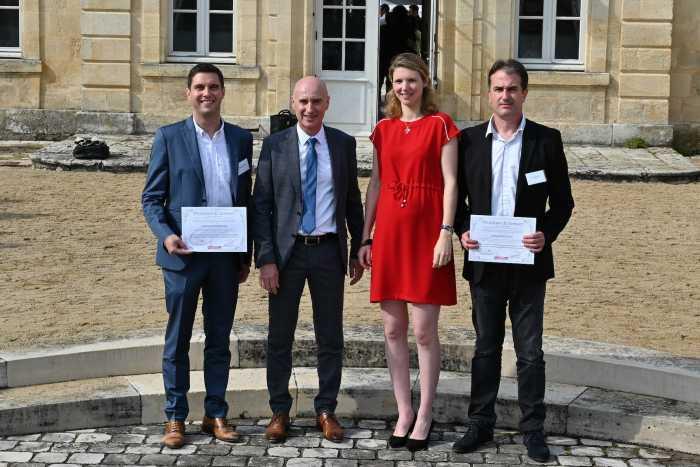 Quatre nouveaux experts-comptables dans la Vienne
