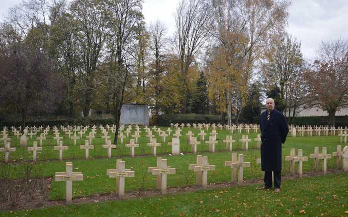 En mémoire des soldats oubliés