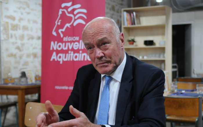Sans surprise, Alain Rousset réélu à la présidence du Conseil régional