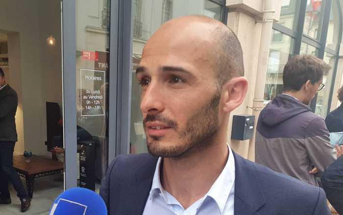 """Délégations retirées à Grand Poitiers : une """"décision incohérente"""" selon Anthony Brottier"""