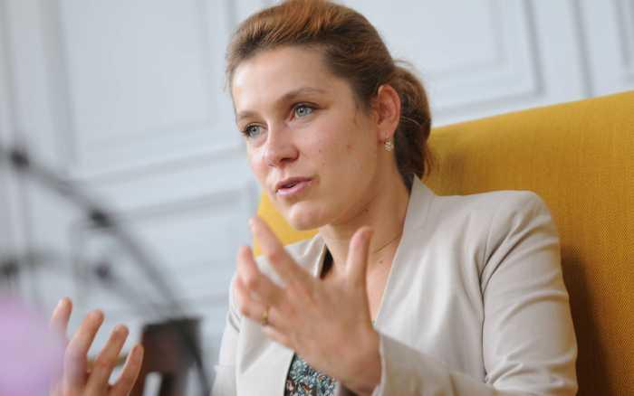 Léonore Moncond'huy : «La fonction de maire est d'une richesse incroyable»