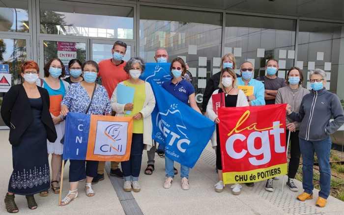 CHU de Poitiers - La CNI, la CGT et la CFTC réclament plus de dialogue