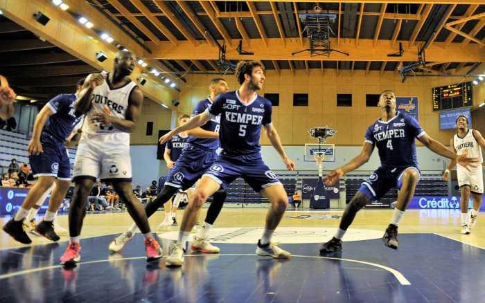 Basket - Charly Pontens et Marius Chambre signent au PB86