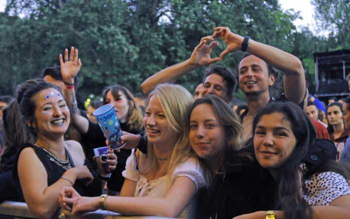 A Civray, le festival remet le son