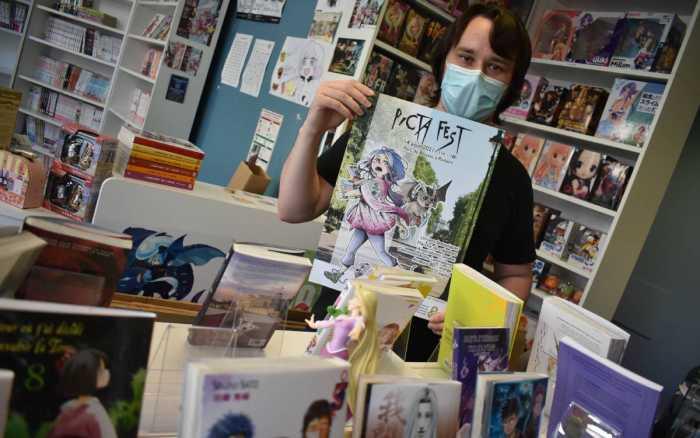 Fantasy et mangas pour tous samedi