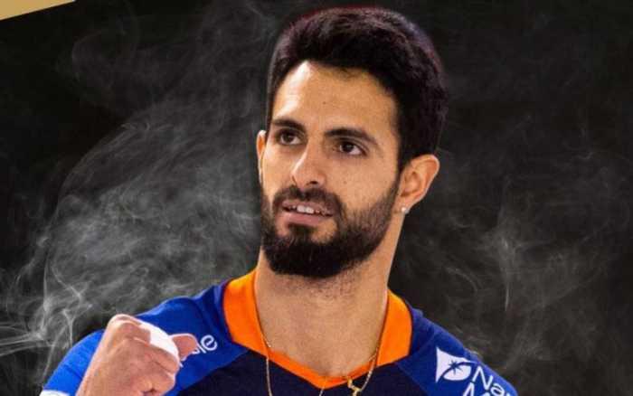 Volley - Le réceptionneur-attaquant Sergio Noda Blanco signe à Poitiers