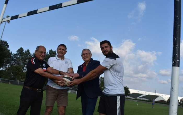 Le soft rugby ouvre la marque