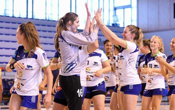 Handball/N2F - Les Poitevines visent le maintien