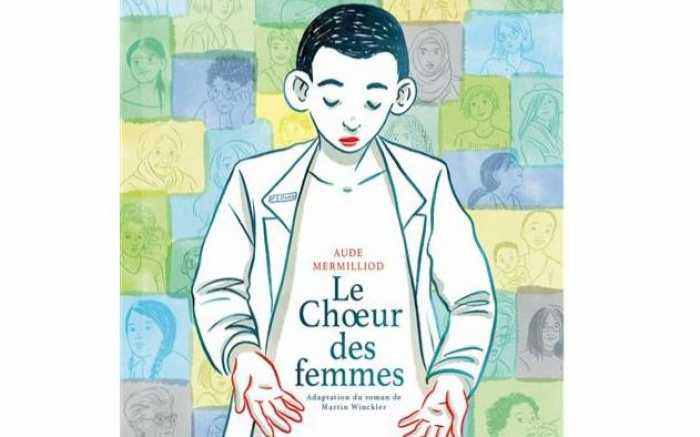 Le chœur des femmes par Aude Mermilliod