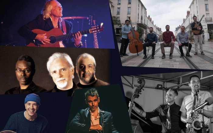 Saint-Benoît Swing fidèle aux artistes
