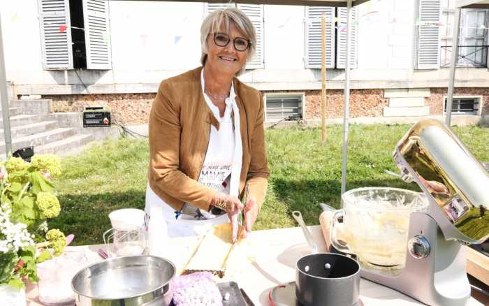 Véronique Massonneau sera-t-elle le meilleur pâtissier?