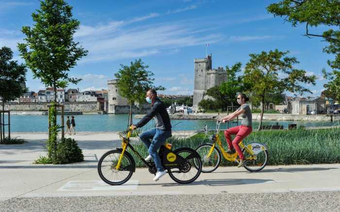 Vélos en libre-service: comment ça marche