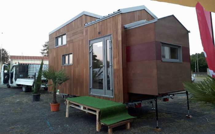 Mini-maison, grand projet