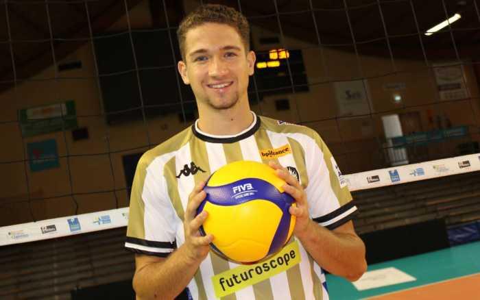 Lucas Ramon: «Je me sens bien à Poitiers»
