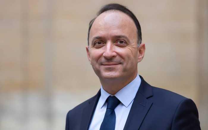 Stéphane Braconnier : « Je m'éclate dans mes fonctions »