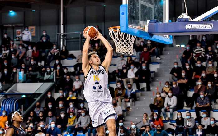 Basket/N1 - Victoire du PB86 face à Cergy-Pontoise (67-53)