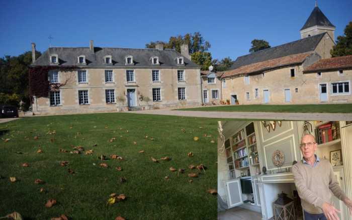 Ma vie de château - La Guiberderie crève l'écrin
