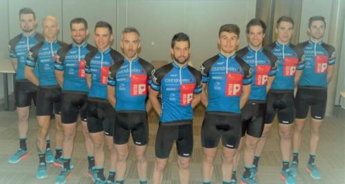 Le Team Poitou en tandem