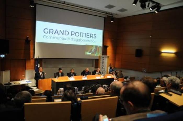 Grand Poitiers - Nouveaux élus, nouvelles délégations