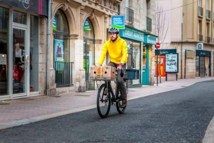 Livrer à vélo, la solution