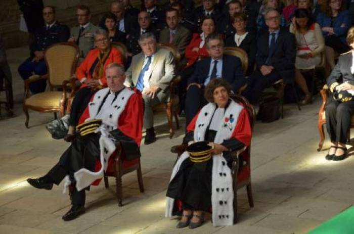 Cour d'appel : parquet et siège accueillent leurs nouveaux chefs