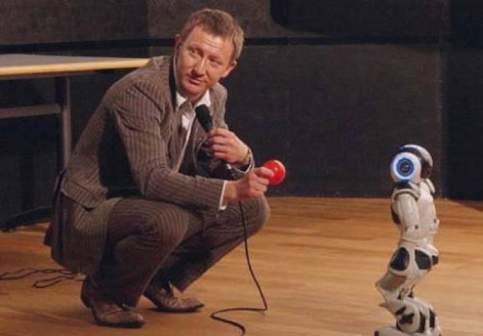 Nao, un robot nommé désir