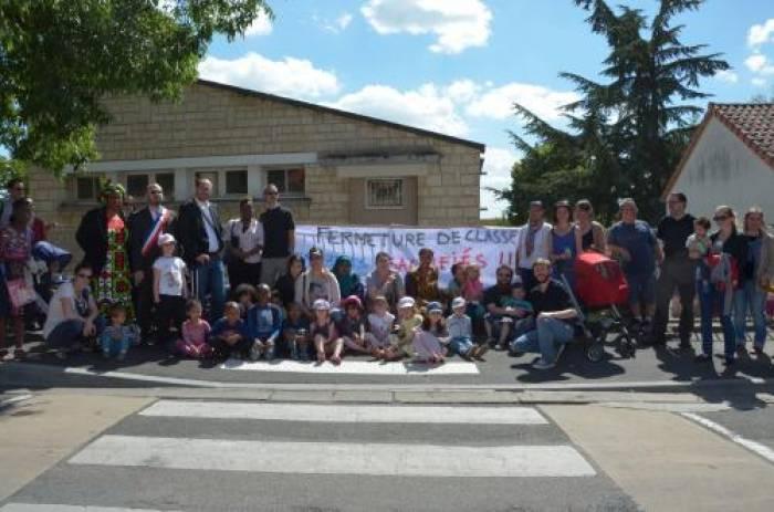 Buxerolles - Les parents du Planty contre les classes surchargées