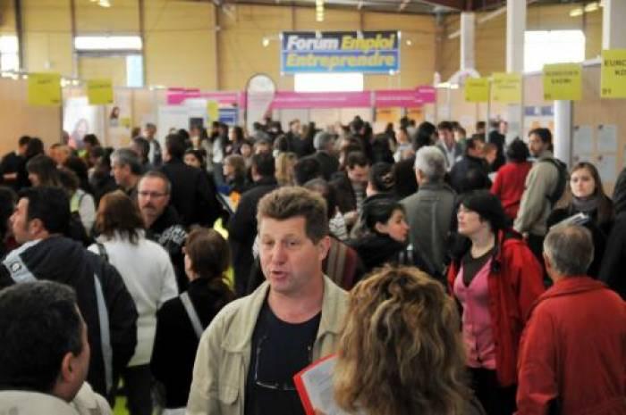 4050 visiteurs au Forum Emploi Entreprendre
