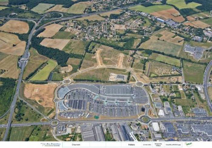 Grand Poitiers : 18 hectares à commercialiser