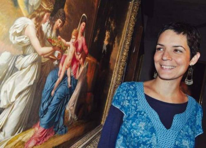 Anne Péan, l'art et la matière