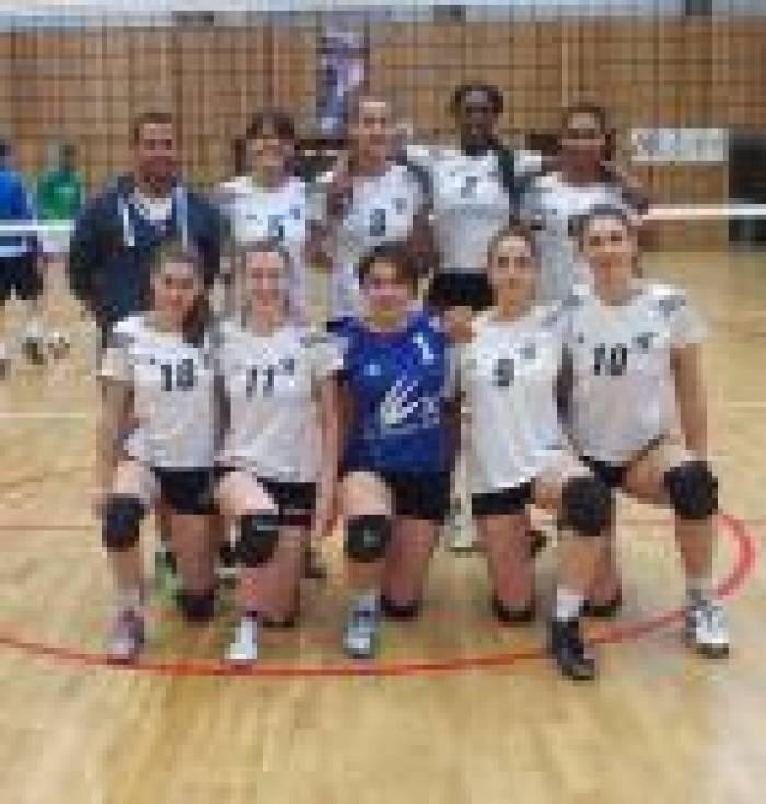 Volley : le titre national pour les Poitevines