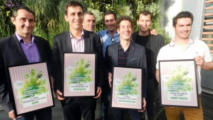 Performance globale - Deux entreprises de la Vienne sur le podium
