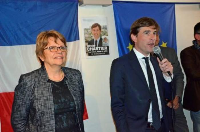 Législatives - Olivier Chartier se voit « libre et utile »