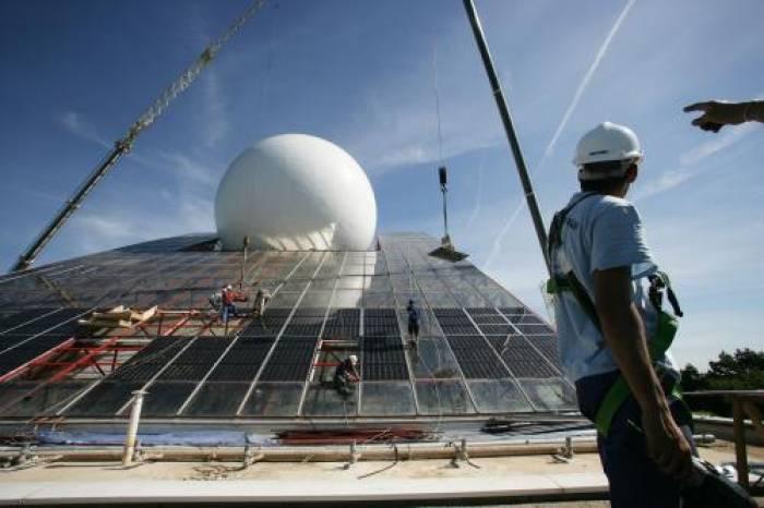 Le Futuroscope fait  sa révolution verte