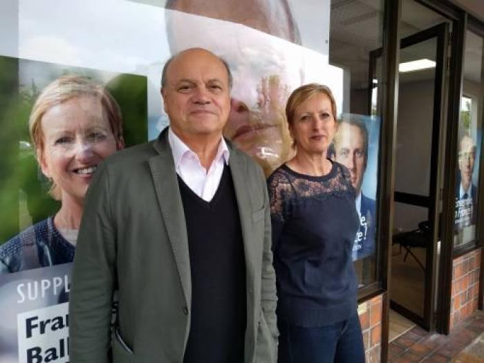 Législatives - Jacques Savatier, un candidat issu de la société civile