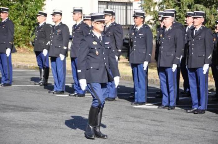Un nouveau commandant pour <br>l'Escadron  départemental de sécurité routière
