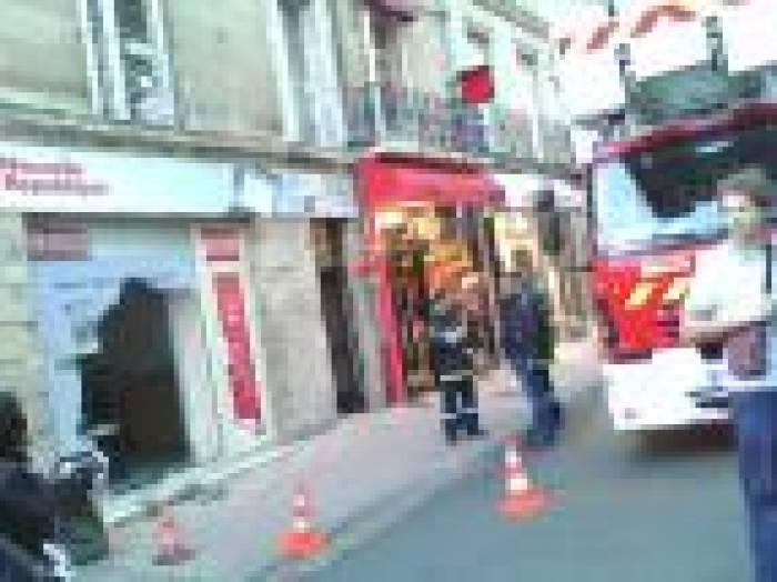 Une dizaine de vitrines brisées rue du Marché