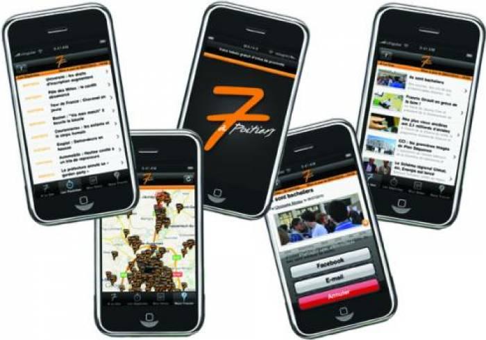 Le « 7 » débarque sur iPhone