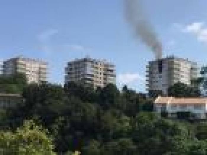 A Poitiers, un appartement ravagé par les flammes