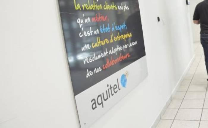 Centres de relation client : chômage partiel chez Aquitel